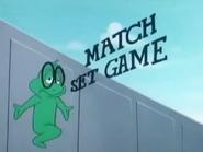 Bookworm Match Set Game