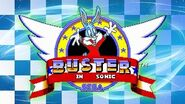 Buster in Sonic the Hedgehog - Walkthrough