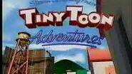 Tiny Toon Adventures Promo- Kids WB Welcome (1997)