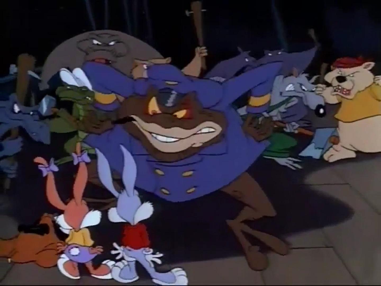 Captain Tupelo Toad