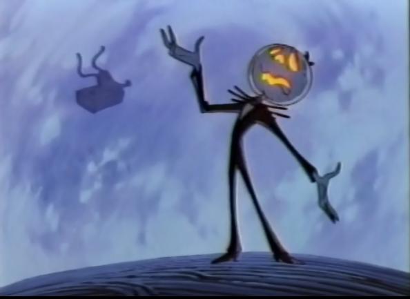 The Pumpkin Guy