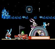 Tiny Toon Adventures 2 - Trouble in Wackyland ending