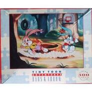 Tiny-toon-adventures-300-piece-puzzle---babs-and-arrow-