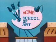 AcmeSchoolOfArtSign