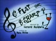 CFlatorBSharp-TitleCard