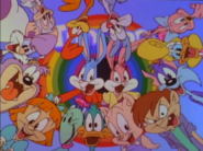TinyToons characters