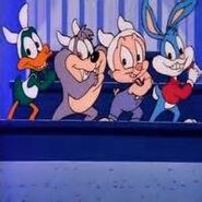 Buster Bunny Club