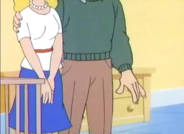 Davey's Parents