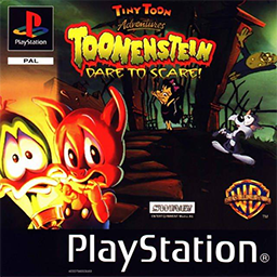 Tiny Toon Adventures - Toonenstein - Dare to Scare Coverart.png