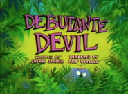 DebutanteDevil-TitleCard