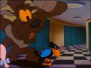 Mynah Bird and Wolverine