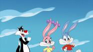 Buster Babs Sylvester Animaniacs reboot