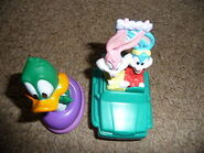 Burger King Toys TTA