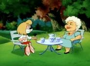 BunnyWawa&BarbaraBush