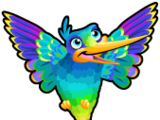 Iridescent Hummingbird