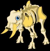 Skeleton Elephant