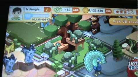 Tiny Zoo- More Bucks And Animals