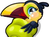 Cubby Toucan