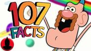 107 Uncle Grandpa Facts YOU Should Know! Channel Frederator