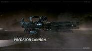 Meet Legion PredatorCannon