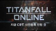 타이탄폴™ 온라인 CBT 공식 트레일러