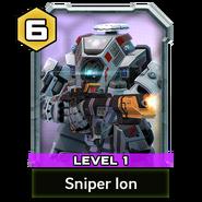 TFA Sniper Ion