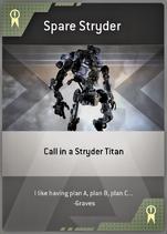 SpareStryder
