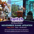 Titanfall Assault November update