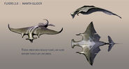 Titanfall 2 Manta Concept