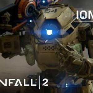 Titanfall 2 Official Titan Trailer Meet Ion