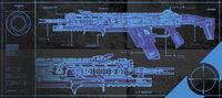 Titanfall 2 Callsign Front Rifleman XL