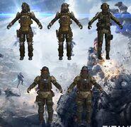 TF Militia Grunts