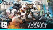 Respawn Plays Titanfall Assault Titanfall