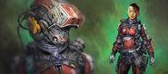 Titanfall 2 Callsign Slone Ranger