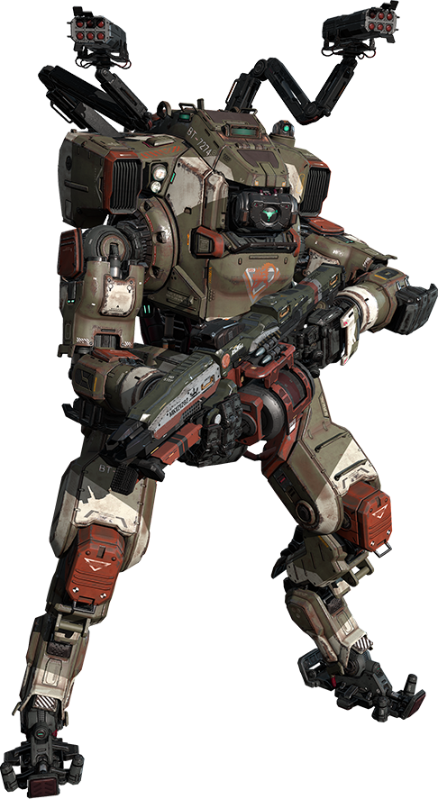 BT-7274 - Official Titanfall 2 Wiki