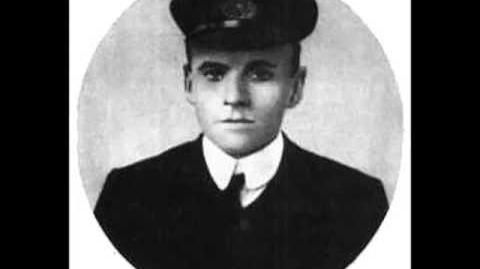 1912 Charles Lightoller - Recollection of the sinking of the Titanic in 1912
