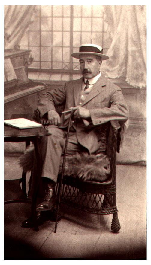 Algernon Henry Barkworth