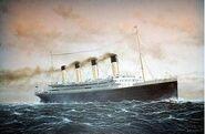 Titanic maiden voyage 4