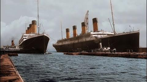 History's Mysteries - Doomed Sisters Of Titanic (History Channel Documentary)