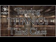 Touring Titanic's Third Class