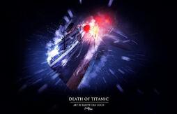 Death of titanic by eliott chacoco dbfhsrk-fullview