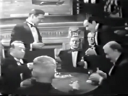 First Class Smoke Room in Kraft Televisión Theatre -A Night To Remember- (1956)