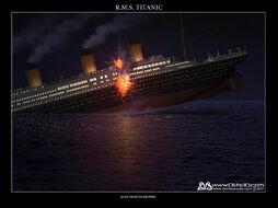 Titanic Explosion1