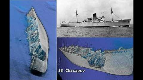 Before and After Images of Historical Shipwrecks
