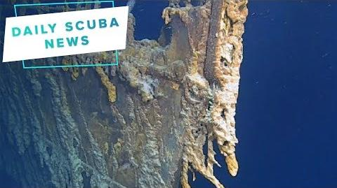 Daily Scuba News - Titanic Divers Find Fresh Evidence!