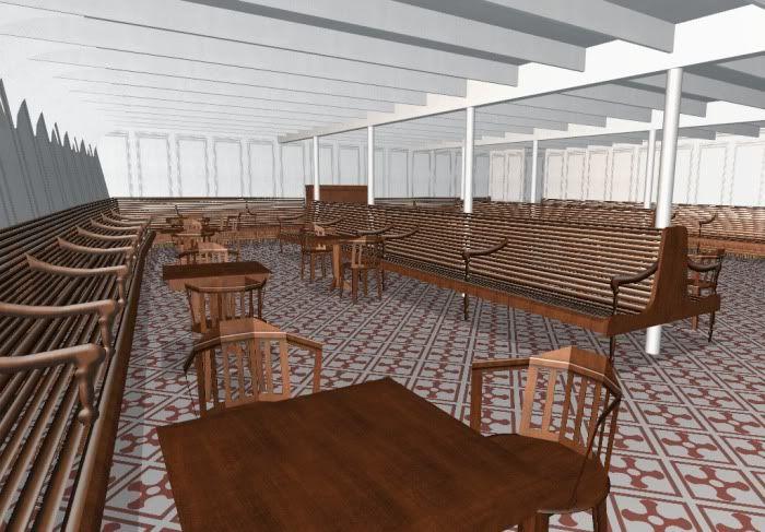 Third Class General Room