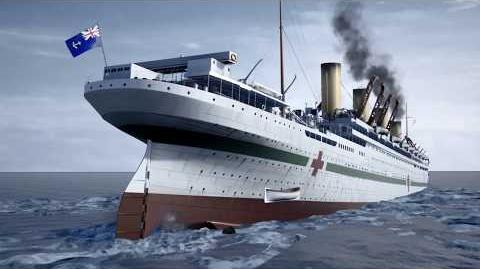 A Brief History of the Brief Career of the Britannic