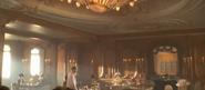 First Class Lounge in Titanic (1997)