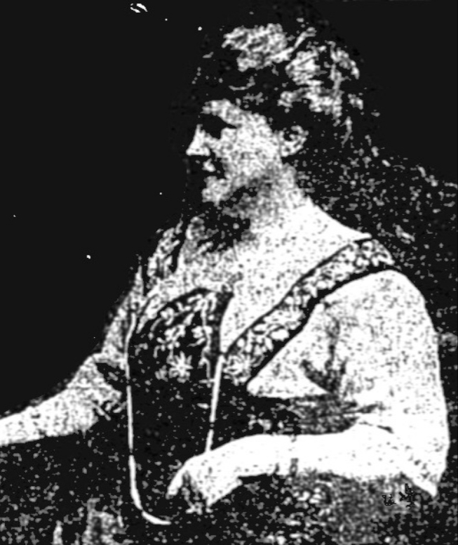 Emma Eliza Bucknell