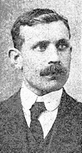 Albert Johan Moss